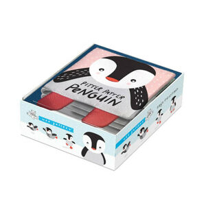 Wee Gallery Pitter Patter Pinguin