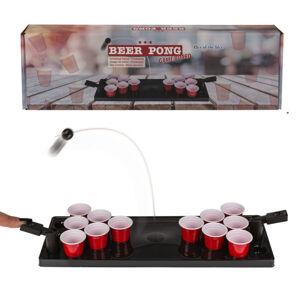 Alkoholová stolná hra Beer Pong