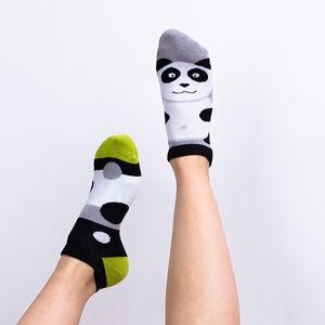 Členkové ponožky lenivá panda
