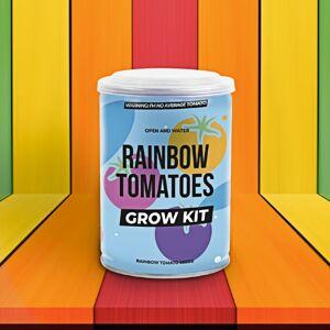 Grow tin - Vypestuj si farebné paradajky