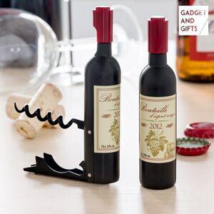 Magnetická vývrtka fľaša vína (poškodené balenie)