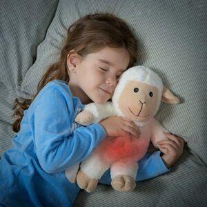 Plyšová ovečka s hrejivým a chladiacim účinkom