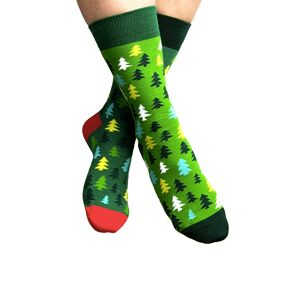Ponožky stromy