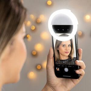 Selfie kruhové svetlo