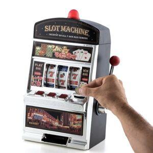 Veľká pokladnička hrací automat